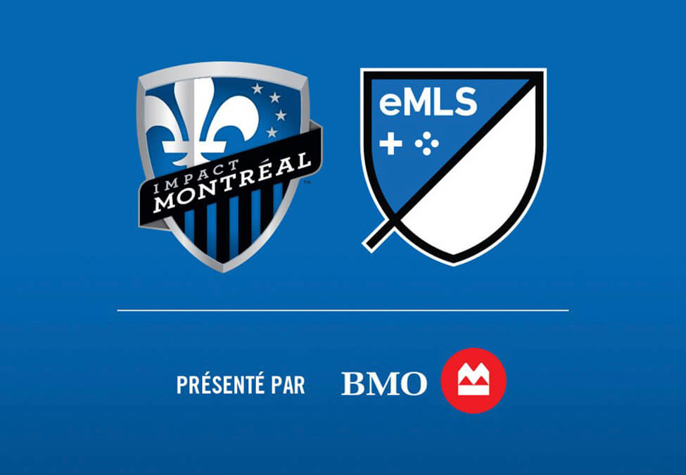 Montreal Impact BMO - Montreal Impact expands partnership with BMO to cover esports