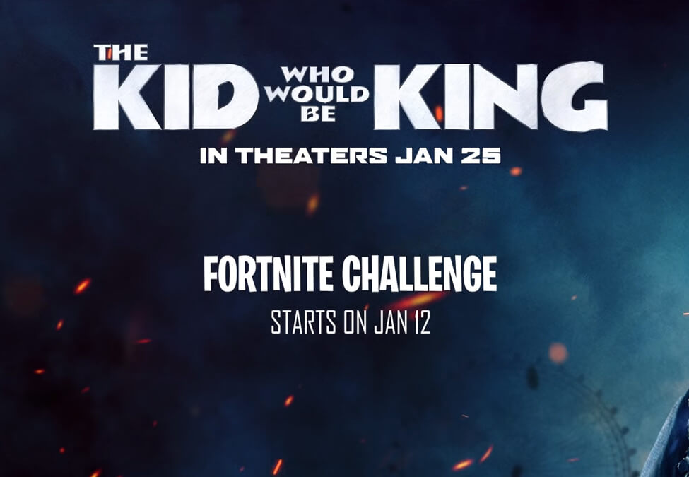 20th Century Fox and Overwolf team for Fortnite competition