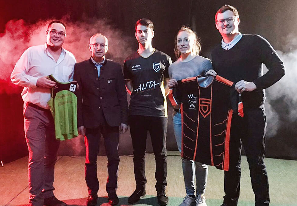 PENTA 1860 - PENTA Sports launches League of Legends team with TSV 1860 Munich