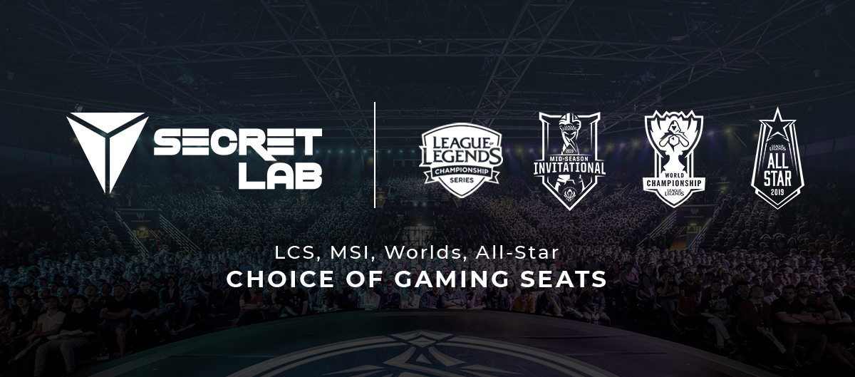 Secretlab Partners With Riot Games For Lcs And Premier