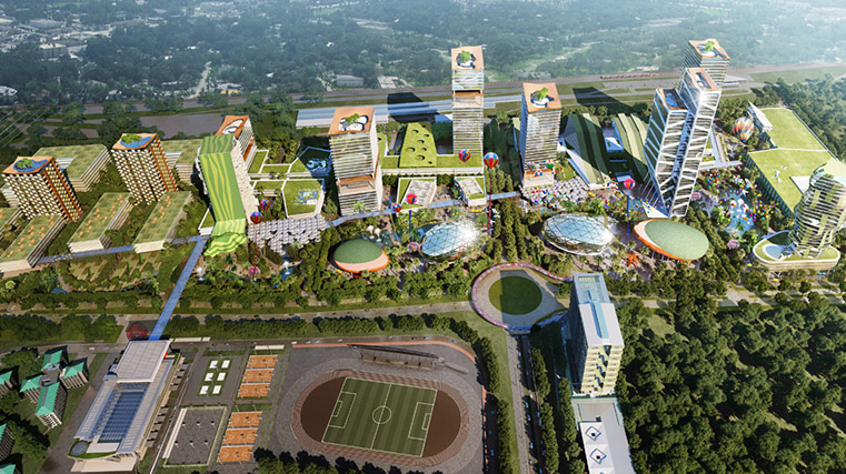 Sunsuria City - Sunsuria Bhd sign partnership to build EXVRA esports hub in Malaysia