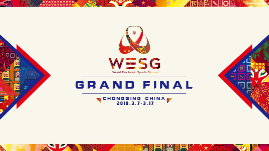 WESG - WESG announces the details of 2018-2019 season grand finals