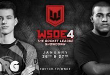 WSOE 4 Rocket League
