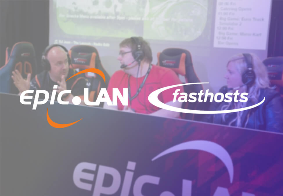 epic.LAN Fasthosts - epic.LAN teams up with Fasthosts for epic26 CS:GO tournament
