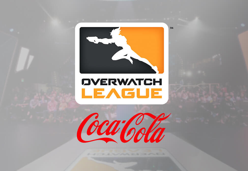 Overwatch League Coca-Cola