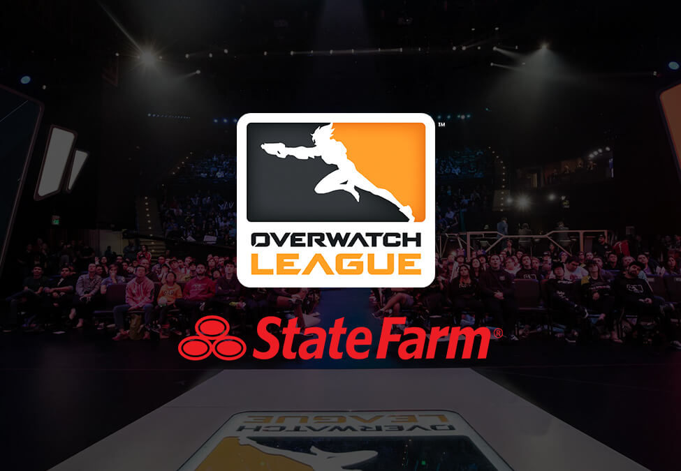 Overwatch League State Farm Partnership