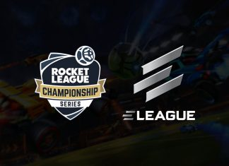 Rocket League Championship Series ELEAGUE