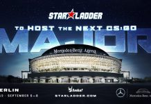 StarLadder Berlin Major