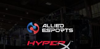 Allied Esports HyperX Big Betty