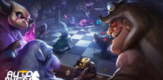 Auto Chess Mobile is open for preregistration