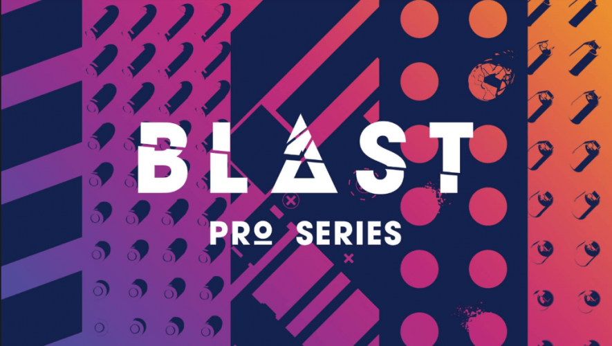 BLAST Pro Series Madrid partnership with Komodo