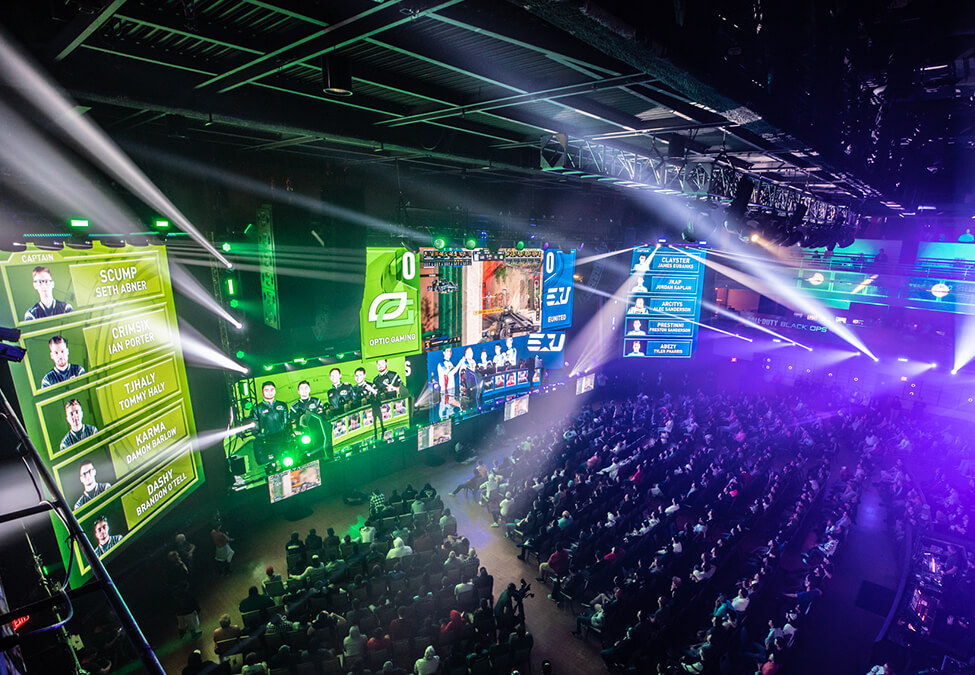 Call of Duty World League Las Vegas - Call of Duty franchise spots reportedly going for $25 million