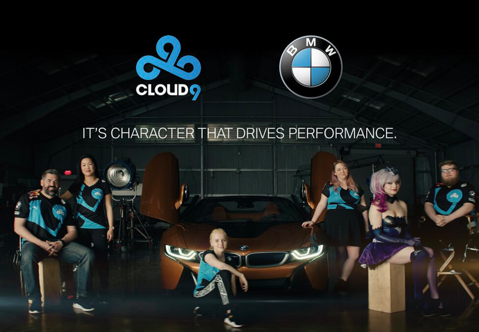 Cloud9 BMW
