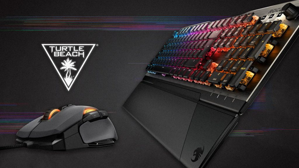 Turtle Beach acquire Roccat