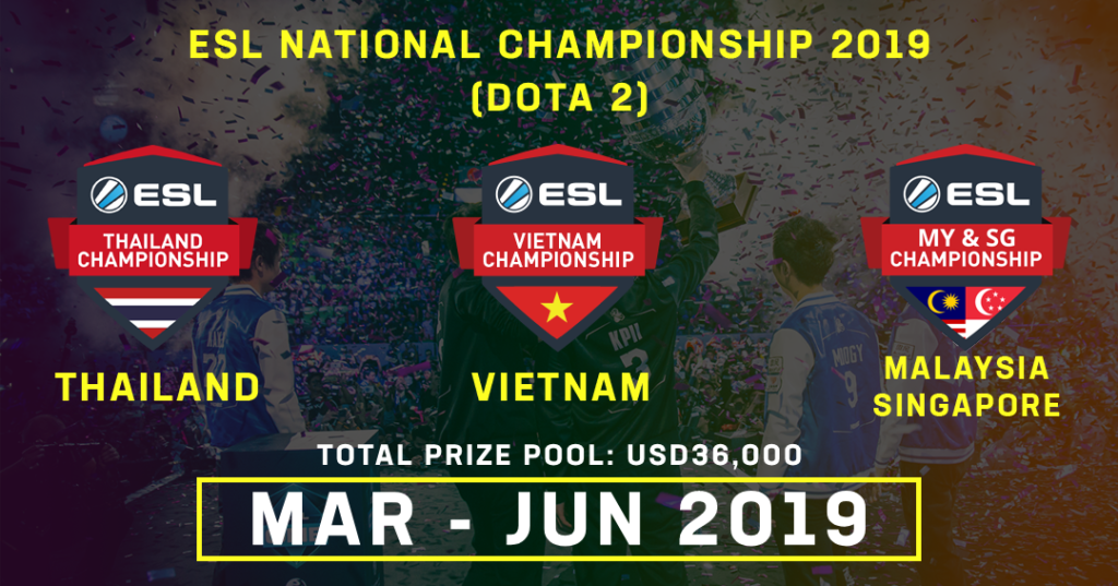 ESL to expand into Thailand, Vietnam and Malaysia/Singapore with
