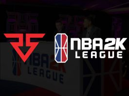 NBA 2K League Raynor Gaming