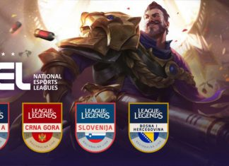 National Esports Leagues Balkan¬