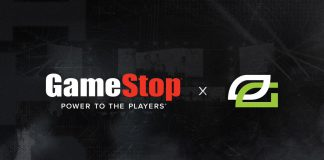 OpTic Gaming GameStop