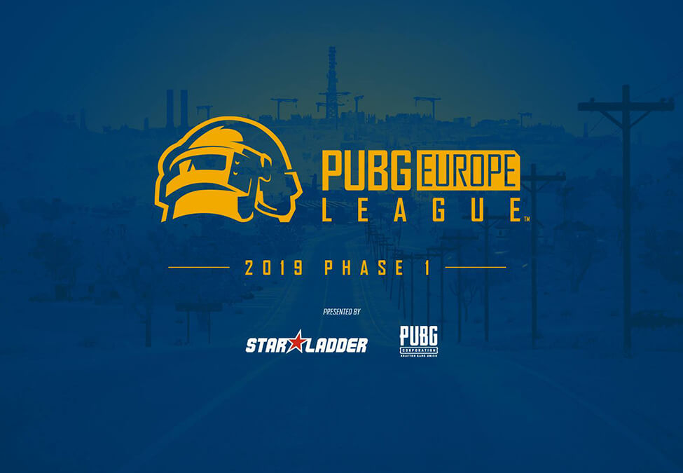 PUBG Europe League Phase 1