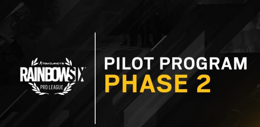 Rainbow Six Siege Pro League Phase 2