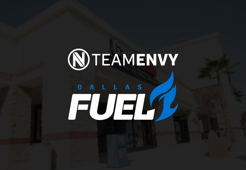 Team Envy Dallas Fuel GameStop