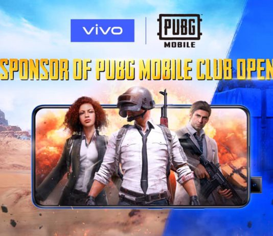 Vivo PUBG Mobile Club Open