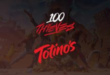 100 Thieves Totino's Fortnite