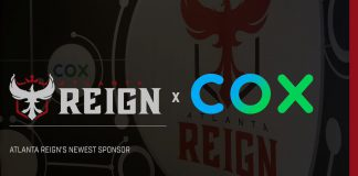Atlanta Reign Cox Communications