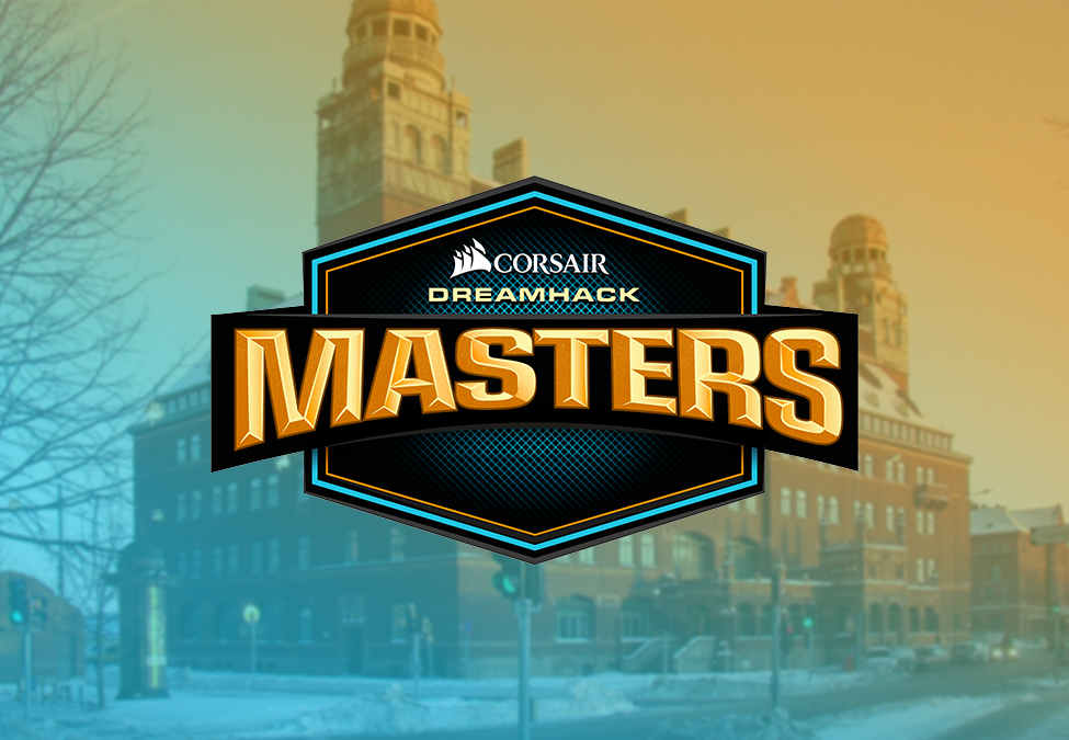 CORSAIR DreamHack Masters Malmo - CORSAIR DreamHack Masters to return to Malmö