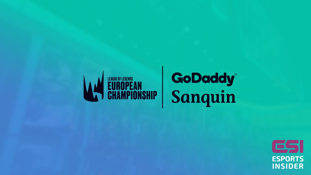 GoDaddy and Sanquin added for 2019 LEC Spring Finals sponsors