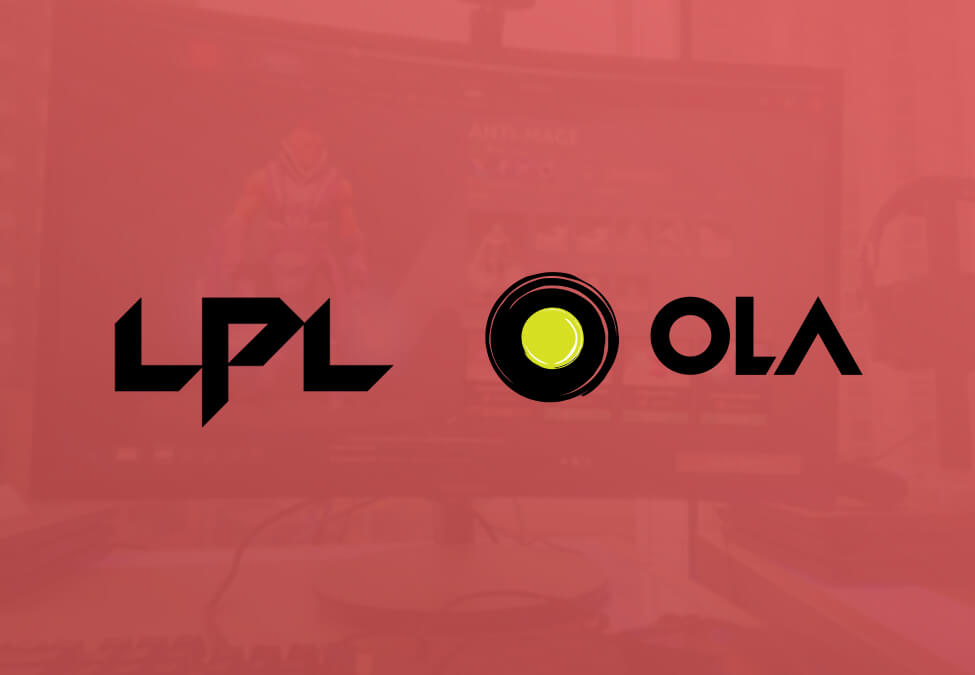 LetsPlay.Live Ola Partnership
