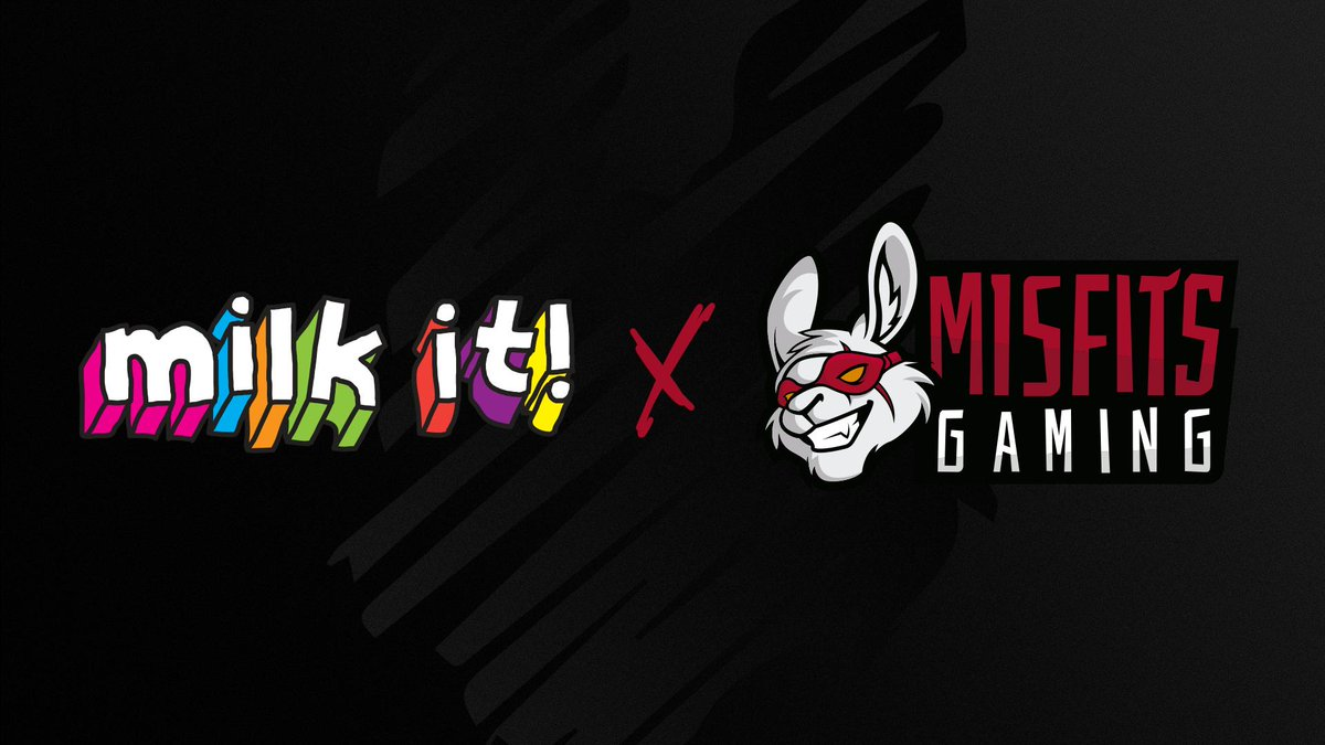 Misfits Gaming Milk It