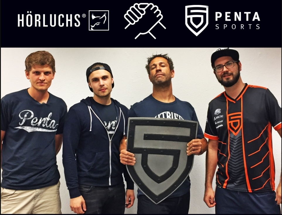 Hörluchs partners with PENTA Sports to provide in-ear support