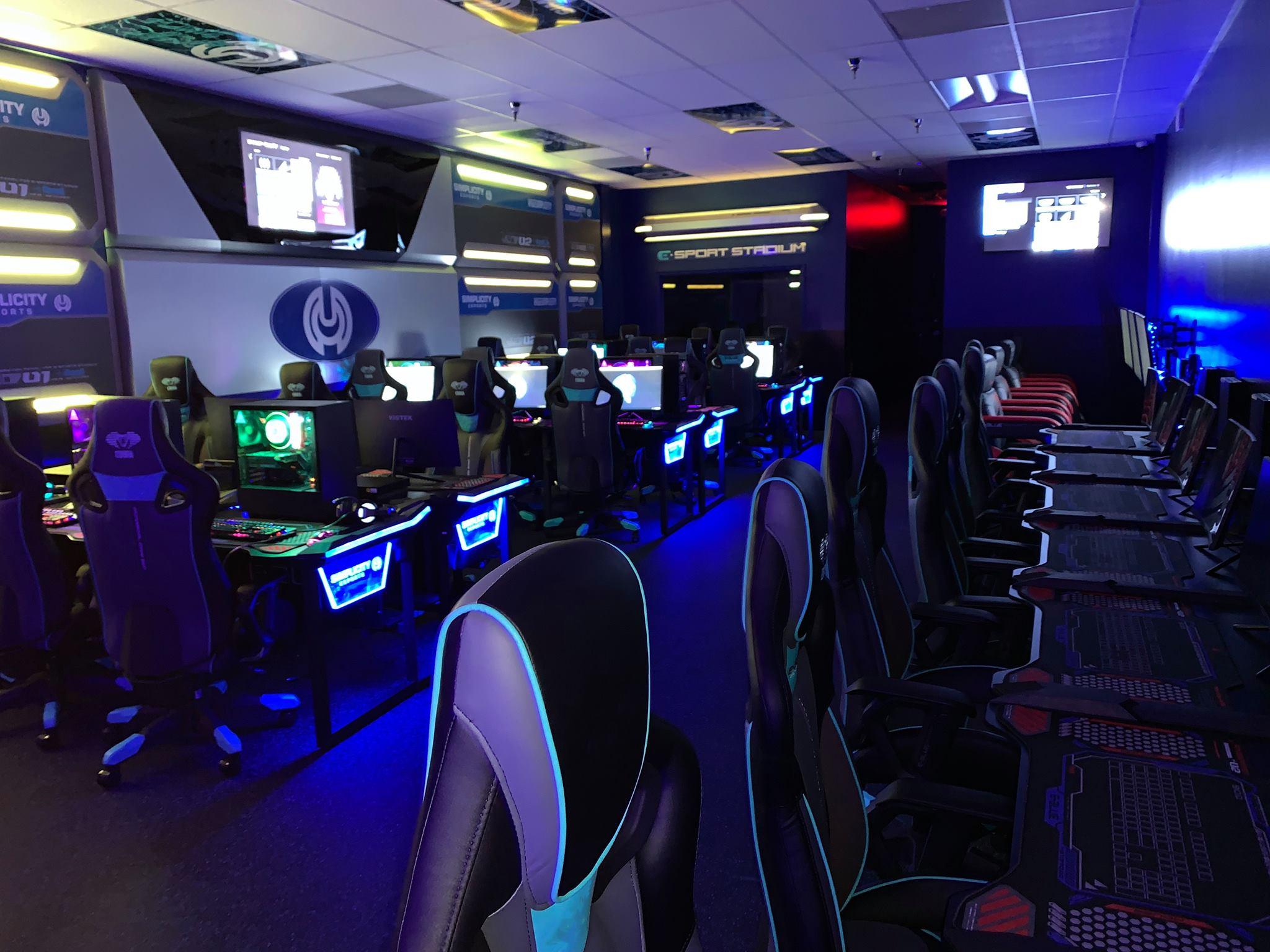 simplicity boca raton 1 - Simplicity Esports to acquire five additional gaming centres