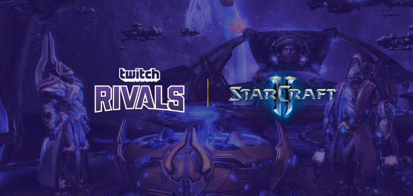 Twitch Rivals: StarCraft 2