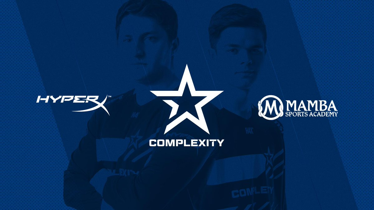 Complexity Gaming HyperX Mamba Sports Academy