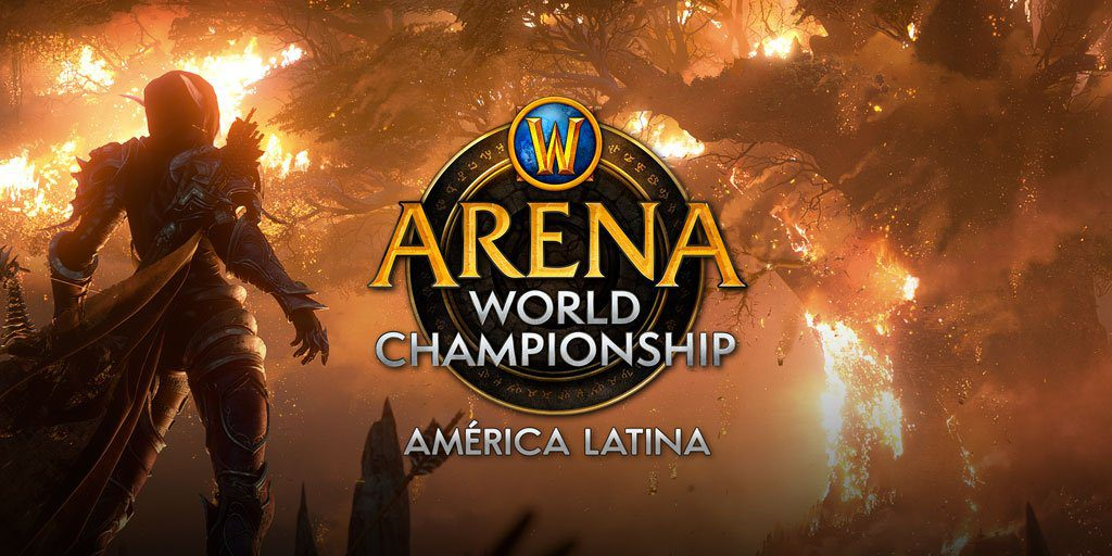 Blizzard Announce Latin America Joining Arena World Championship