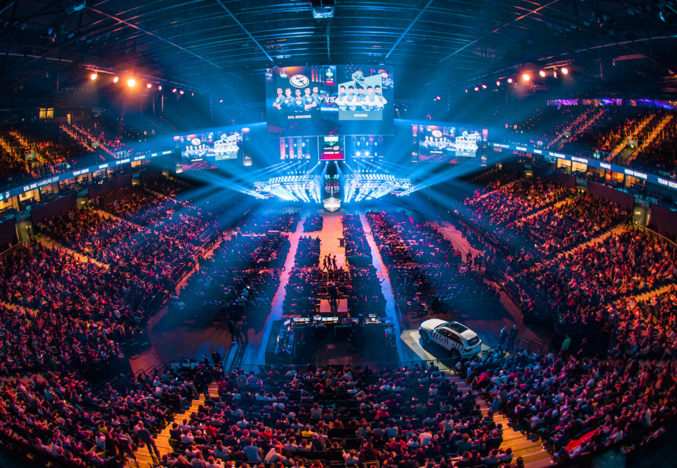 ESL One Hamburg Euronics - ESL announces Euronics as latest partner