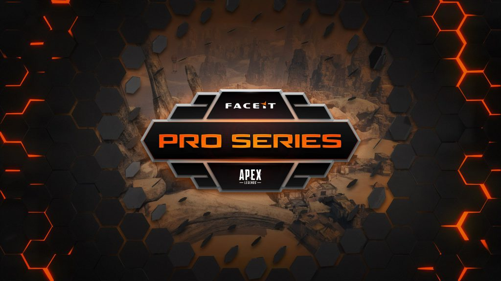 FACEITPROSERIES 1024x576 - FACEIT to host the first Apex Legends esports series