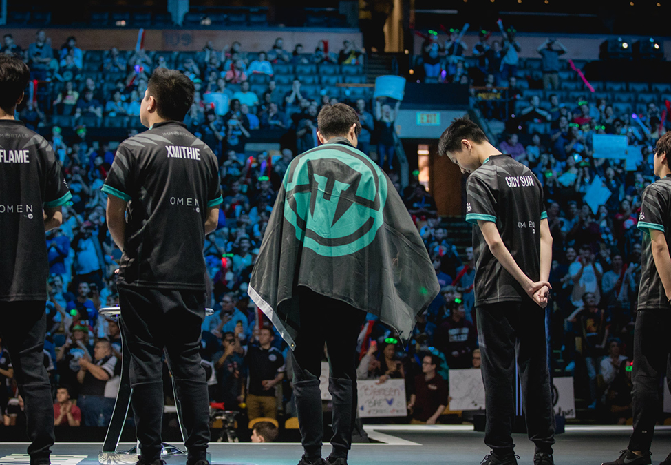Immortals NA LCS 2017