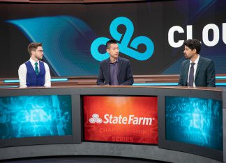 League of Legends State Farm