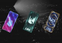 League of Legends Team Passes
