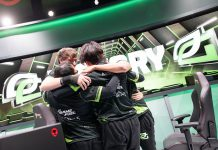 OpTic Gaming LCS Infinite Esports