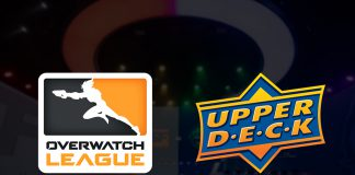 Overwatch League Upper Deck