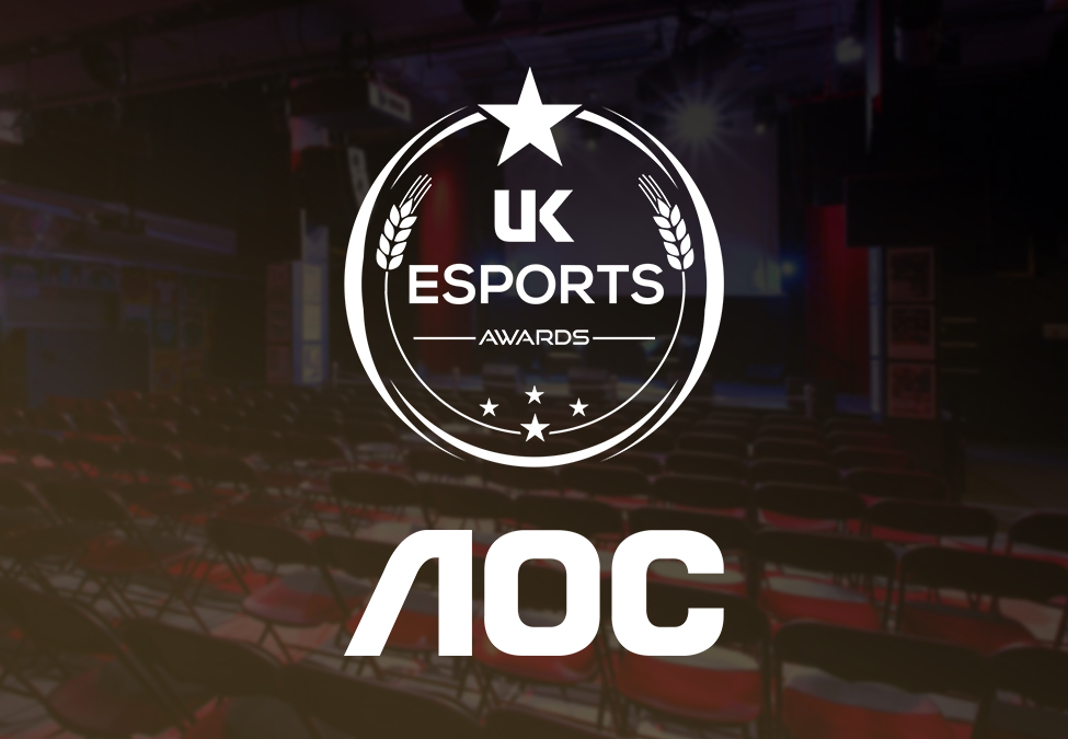 UK Esports Awards AOC