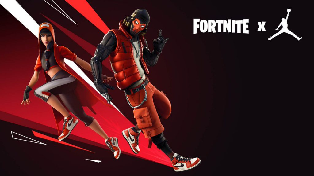 Epic Games launches Fortnite and Nike