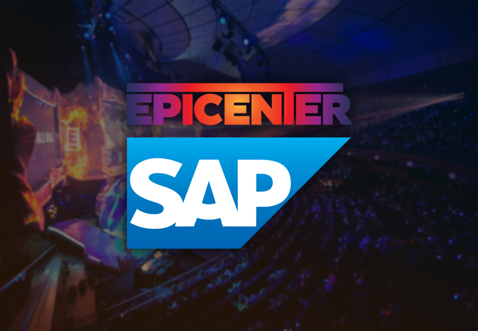 EPICENTER Major SAP - EPICENTER Major names SAP as its official analytics partner