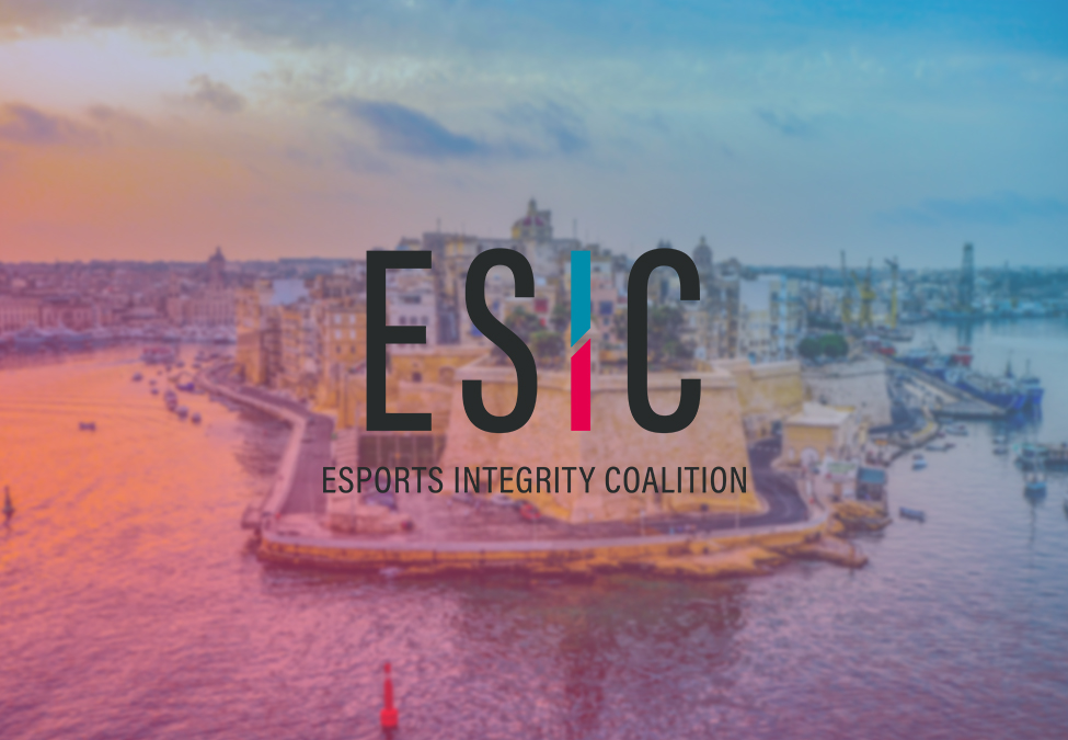 Esports Integrity Coalition Malta Summit