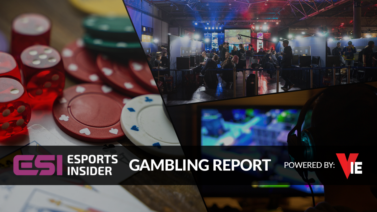 ESI Gambling Report, powered by Vie.gg