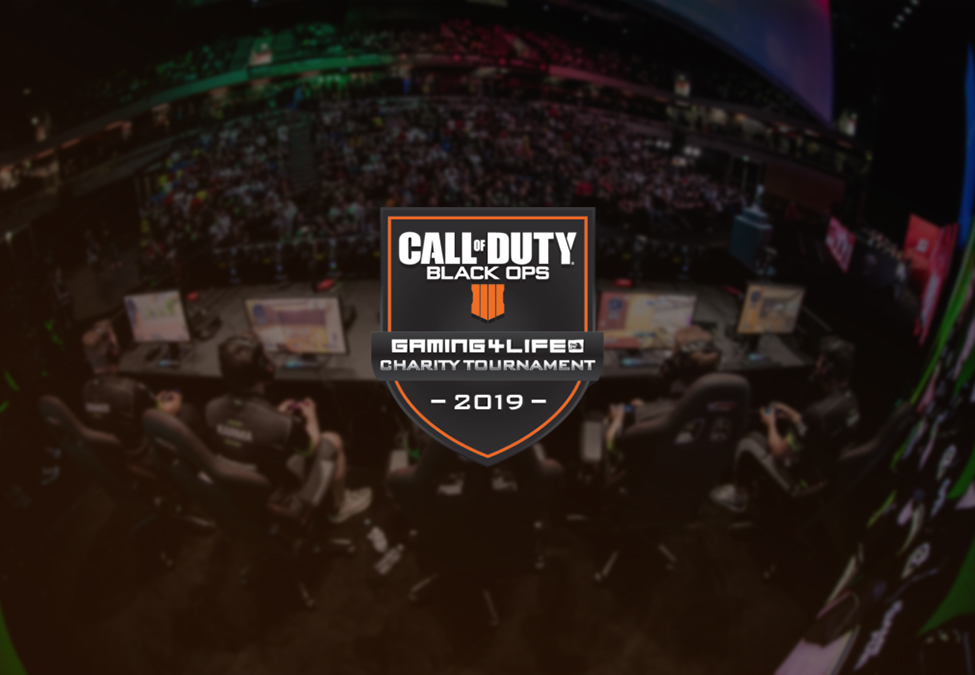 Gaming4Life Call of Duty Charity Tournament - ESL and Sony to host Gaming4Life Call of Duty charity event